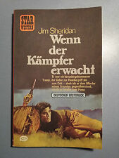 Wenn der Kämpfer erwacht Jim Sheridan Star Western Pabel Verlag 1977 144 Seiten
