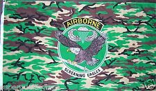 NEW 3X5 ft CAMO 101ST AIRBORNE  EAGLE ARMY MILITARY FLAG au