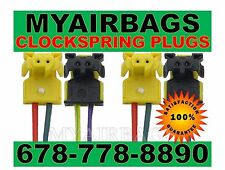 FITS-CHRYSLER SEBRING AIRBAG CLOCKSPRING PLUGS WIRE CONNECTOR NEW #4