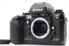 [+++++] eccellente Nikon F4 35mm SLR Fotocamera Pellicola S/N 250xxxx DAL GIAPPONE #044