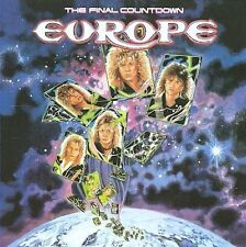 EUROPE - THE FINAL COUNTDOWN [BONUS TRACKS] NEW CD