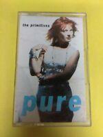 THE PRIMITIVES Pure 9934R Cassette Tape