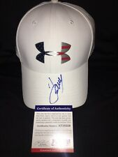 Jordan Spieth Signed Official Under Armour Hat Ryder Cup 🇺🇸 Usa Psa/Dna #2