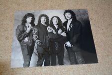 Vinny Appice SIGNED AUTOGRAFO in persona 20x25 cm Dio, Black Sabbath