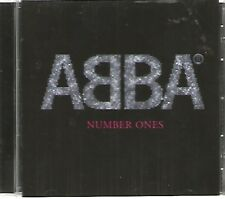 ABBA - Number Ones - CD - 18 Tracks - Like New