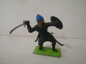 Figurine Old Britains Deetail 1971 - Knight Medium Age N°13