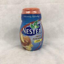 Nestea Sweet Iced Tea Mix Lemon Makes 20 Quarts 45.1 Oz. New Sealed Exp May 2020