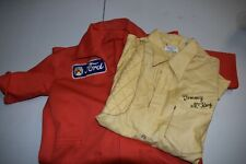 Vintage One of a Kind Racing shirt and suit Elko Speedway MN