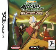 Avatar: The Burning Earth  (NDS) (New) - (Free Postage)
