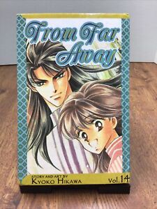From Far Away Manga, Vol 14, Hard Back Edition, Rare, Ex-library