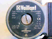 Heizungspumpe Vaillant VP5-ZE 15 P/N 59866503 161097 Umwälzpumpe 230V voll funkt