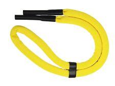 Schwimmfähiges Brillenband Gelb Brillenhalter Angeln Rudern Wasser Brillenkordel