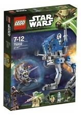 Lego Star Clone Wars 75002 ATRT AT RT AT-RT WALKER 501st Legion Clone Yoda NISB
