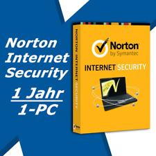 Symantec Norton Internet Security 2019 DEUTSCH VOLLVERSION 1 Jahr / 1-PC