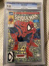 spiderman todd mcfarlane cgc #1