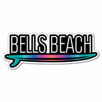 Bells Beach Surf Surfing Sticker  #7472EN