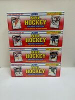 Score 1990 NHL Hockey Premier Edition 445 Card Collector Set Sealed (Lot of 4)