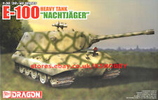 "Dragon 6011X 1/35 German E-100 Heavy Tank ""Nachtjager"""