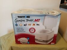 Thetford Campa-Potti MT Portable Toilet Camping Travel RV Vehicle