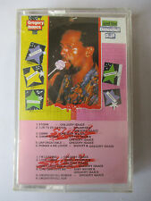GREGORY ISAACS & THE DANCE HALL DJ'S - REGGAE CASSETTE TAPE VP RECORDS -NEW