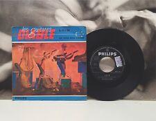 """LES GUITARES DU DIABLE - LOIN / DE TOUT MON COEUR 7"""" 45 ITALY 60's PHILIPS"""