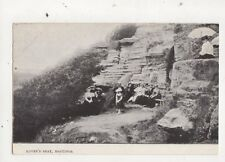 Lovers Seat Hastings Vintage Postcard 692a