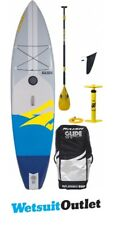 2018 Naish One Glide Crossover 12'0 Inflatable Stand Up Paddle Board Package