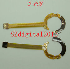 2PCS/ NEW Lens Shutter Flex Cable For Canon IXUS130 IXY400F SD1400 IS PC1472