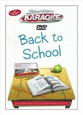 BACK TO SCHOOL NEW DVD