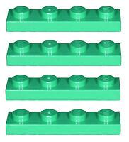 Missing Lego Brick 3710 Green x 4 Plate 1 x 4