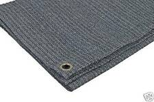 Leisurewize 2.5 x 7m Charcoal/Grey Breathable Caravan Awning Carpet Groundsheet
