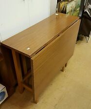 Wooden Vintage/Retro Up to 6 Seats Kitchen & Dining Tables