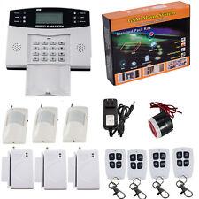 108Zone Wireless GSM SMS Home Burglar Security Alarm System Detector Sensor Call