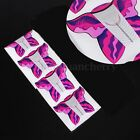 300/500X Nail Art Guide Form Acrylic UV Gel Tips Extension Sticker French Tool