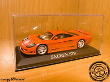 SALEEN S7R S-7R S-7-R RED 1:43 MINT!!!