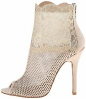 Chinese Laundry Womens Jeopardy Peep Toe D-orsay Pumps, Mesh Nude, Size 6.0 nVJM