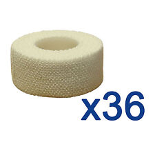 36x CMS Quality First Aid Elastic Adhesive Bandage Pro Sports Support 2.5cm Tape