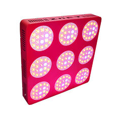 700w HPS Replacement Full Spectrum ZNET9 LED Grow Light for Indoor Growing