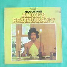 Arlo Guthrie Lp - Alice's Restaurant , Australian Reprise pressing