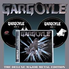GARGOYLE - The Deluxe Major Metal Edition (NEW*LIM.DCD*US METAL KILLER*GLACIER)