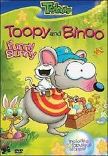 Toopy and Binoo - Funny Bunny (AMAZING DVD IN PERFECT CONDITION !DISC AND ORIGIN