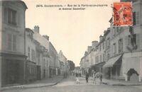 COULOMMIERS - Rue de la ferté-sous-Jouarre et Avenue Castellier