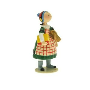 Figurine Becassine écolière - Collection Origine Bécassine - GAUTIER / LANGUEREA