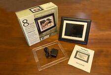PANDIGITAL 8 Inch LCD Digital Photo Frame 128MB PAN80-2 7.B5