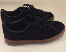 Puma Shoes Black Basket Classic Winterized Jr Size 5C JUNIOR Sneakers NIB