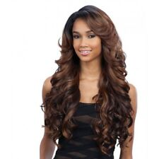 FreeTress Equal Deep invisible L part lace front Wig – KARISSA