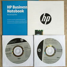 HP (OEM) Windows 8.1 Pro (X64) Full Recovery/Restore/Repair + Apps & Driver DVD