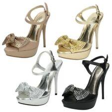Sandals Bow Heels for Women