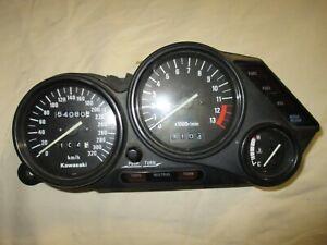 Armatur Cockpit Instrumenteneinheit für Kawasaki ZZR 1100 (Typ ZXT10C)