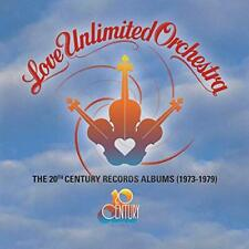 The Love Unlimited Orchestra-The 20th Century Records Albums  (UK IMPORT) CD NEW